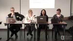 Vidéo «De la reconnaissance mutuelle et publique des professionnels de la communication», présentée lors du colloque «Communiquer dans un monde de normes», Roubaix (2012)